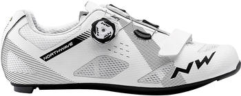 Northwave Storm Road Shoes (white)