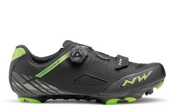 Northwave Origin Plus (black/green)