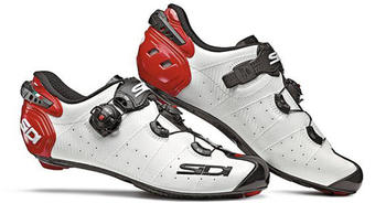 Sidi Wire 2 Carbon (white/black/red)