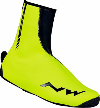 Northwave Sonic 2 Shoecover yellow/black