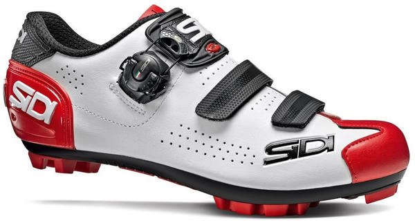 Sidi MTB Trace 2 white/black/red