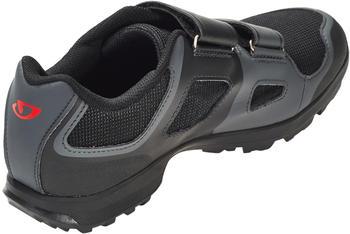 Giro Berm 19 Shoes dark shadow/black