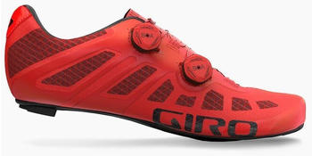Giro Imperial shoe bright red