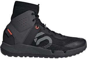 Five Ten 5.10 Trailcross Mid Shoes core black/grey two/solar red