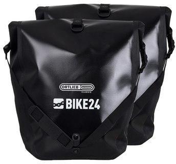 Ortlieb Back-Roller Classic Bike24 Sonderedition schwarz Paar