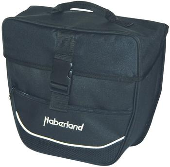 Haberland Einzeltasche (130006) (schwarz)