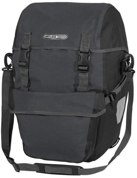 Ortlieb Bike-Packer Plus QL2.1 Paar granite/black
