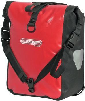 Ortlieb Gepäckträgertasche Front-Roller Classic QL2.1 Paar rot/schwarz