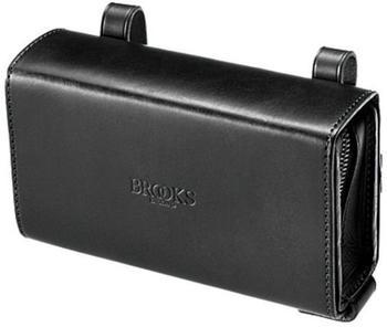 Brooks D-Shaped Tool Bag (black)