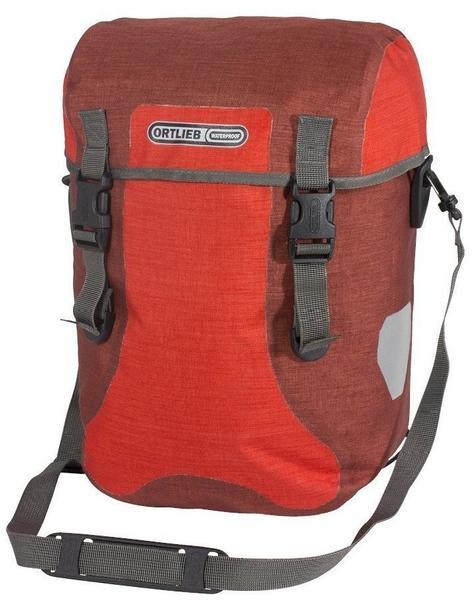 Ortlieb Sport-Packer Plus (signalrot-dark chilli)