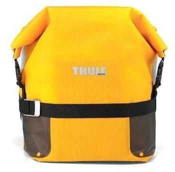 Thule Packn Pedal Adventure S Touring Pannier zinniagelb