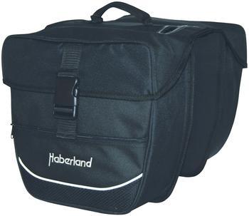 Haberland Doppeltasche Einsteiger (schwarz)