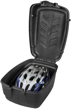M-Wave Fahrradkoffer Topcase schwarz