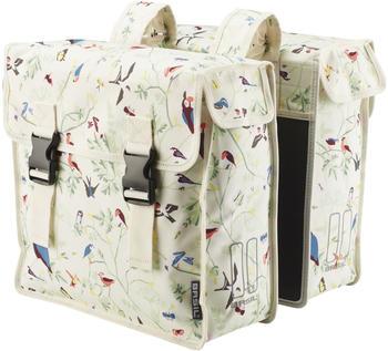 Basil Wanderlust Double Bag (ivory)