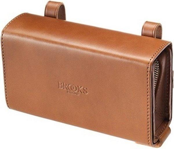 Brooks D-Shaped Tool Bag (honey)