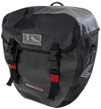 M-Wave Gepäckträgertasche Alberta schwarz
