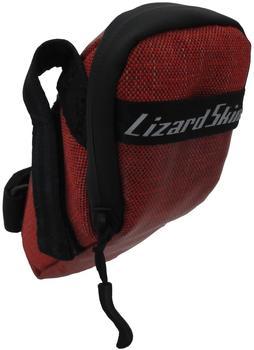 Lizard Skins Micro Cache Saddle Bag crimson