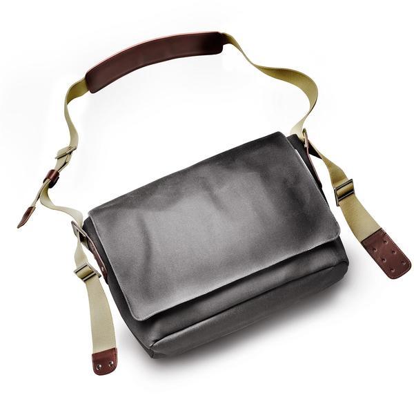 Brooks Barbican Shoulder Bag (grey)