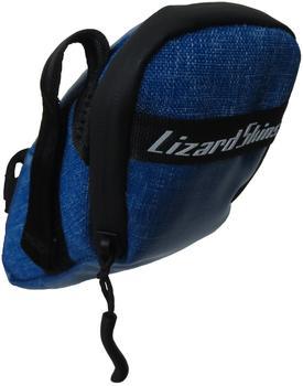 Lizard Skins Cache Saddle Bag Blue