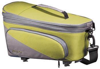 Racktime System Tasche Talis Plus grün/grau inkl. Snapit Adapter