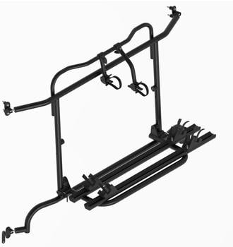 EuroCarry Fahrradträger für VW Crafter Scharnierbefestigung schwarz