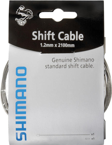 Shimano Shift Inner Cable Steel (10)