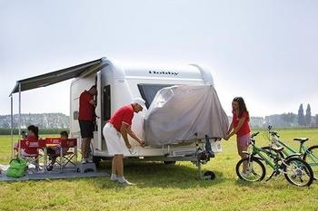 Fiamma Bike Cover Caravan