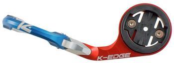 K-Edge Garmin Race Mount (blue-red)