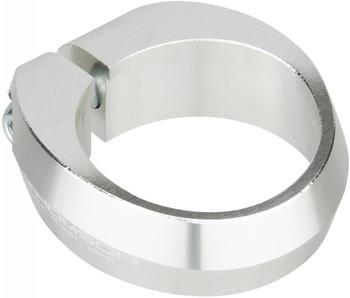 Thomson Sattelklemme silber 31,8 mm