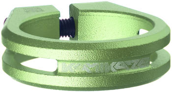 Sixpack Kamikaze Sattelklemme Ø34,9mm electric green