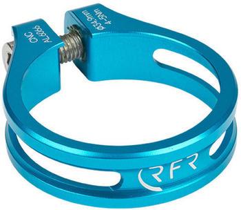 Cube RFR Ultralight Sattelklemme blue 34,9mm