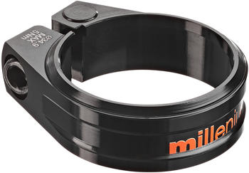Sixpack Millenium Sattelklemme Ø34,9mm black/orange