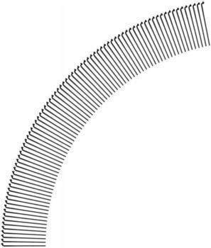 DT Swiss Revolution® 2.0 / 1.5 Speichen (100 St.) schwarz 274 mm