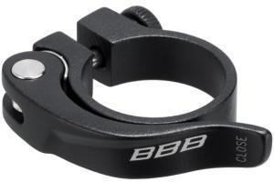 BBB SmoothLever BSP-87 Sattelklemme schwarz 31,8 mm