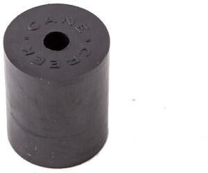 Cane Creek ergotec Erweiterungshülsen für Sattelstützen mit Ø 25,4 mm silber 26,2mm