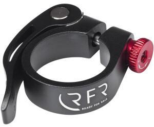 Cube RFR Seat post clamp mit Schnellspanner black-red 31,8mm