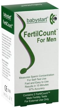 Babystart Ltd Fertilcount (2 Stk.)