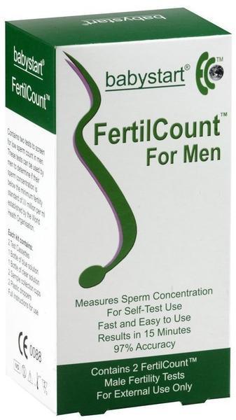 Babystart Ltd Fertilcount (2 Stk.)