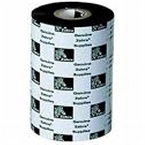 Zebra 2100 Wax 110 mm x 450 m