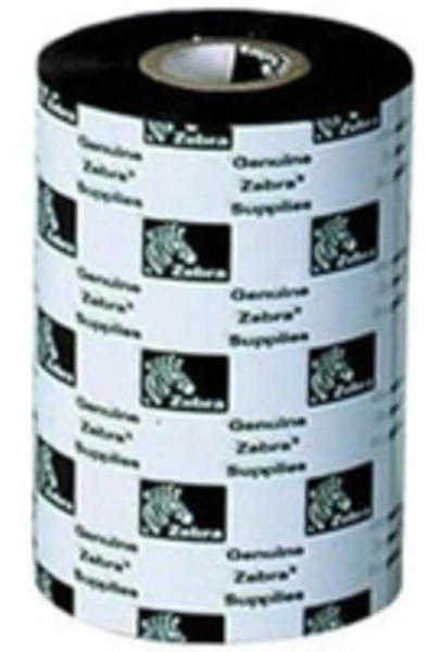 Zebra 3200 Wax/Resin 110 mm x 300 m