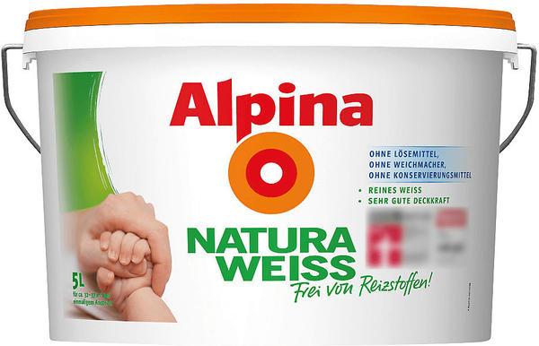 Alpina NaturaWeiss 5 l