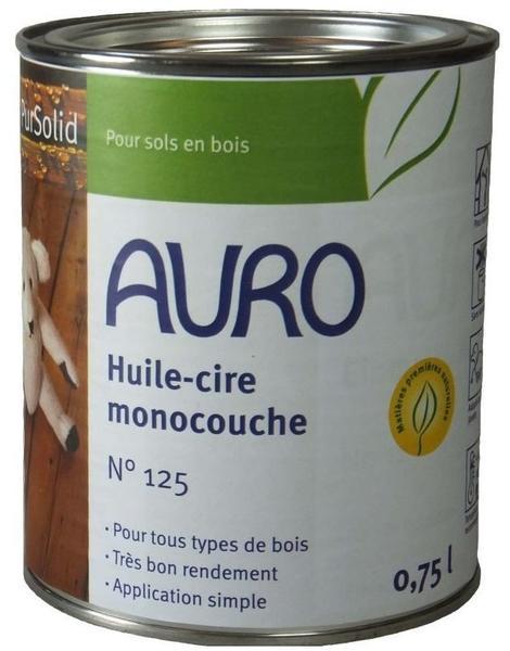 Auro Einmalöl-Wachs 0,75 Liter (Nr. 125)