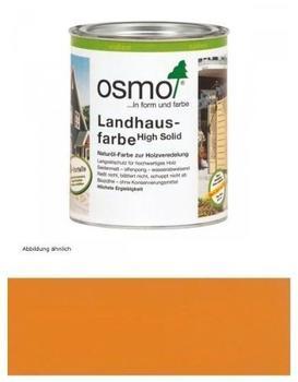 Osmo Landhausfarbe 0,75 l fichten-gelb