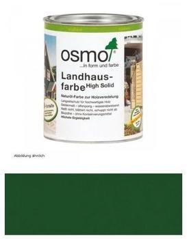 Osmo Landhausfarbe 0,75 l tannengrün