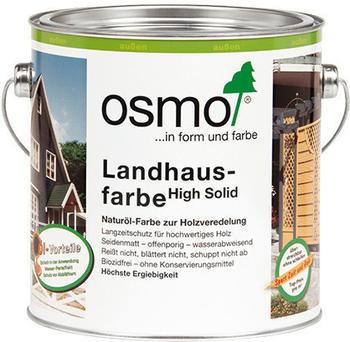 Osmo Landhausfarbe 0,75 l taubenblau