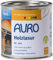 Auro Holzlasur Aqua 0,375 Liter (Nr. 160)