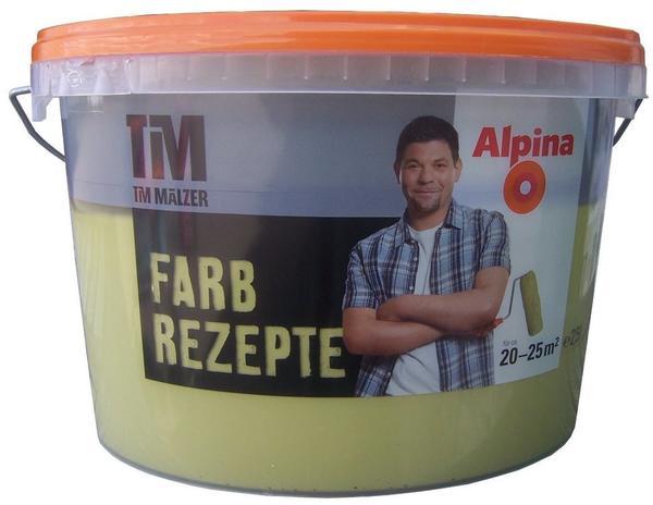 Alpina Farbrezepte 2,5 l Olivenhain