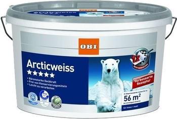 OBI Arcticweiss matt 8 l