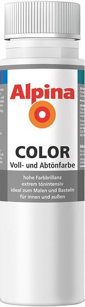 Alpina COLOR Voll- und Abtönfarbe Snow White 250 ml