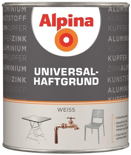 24 Alpina Wandfarbe Innenraum Weiss